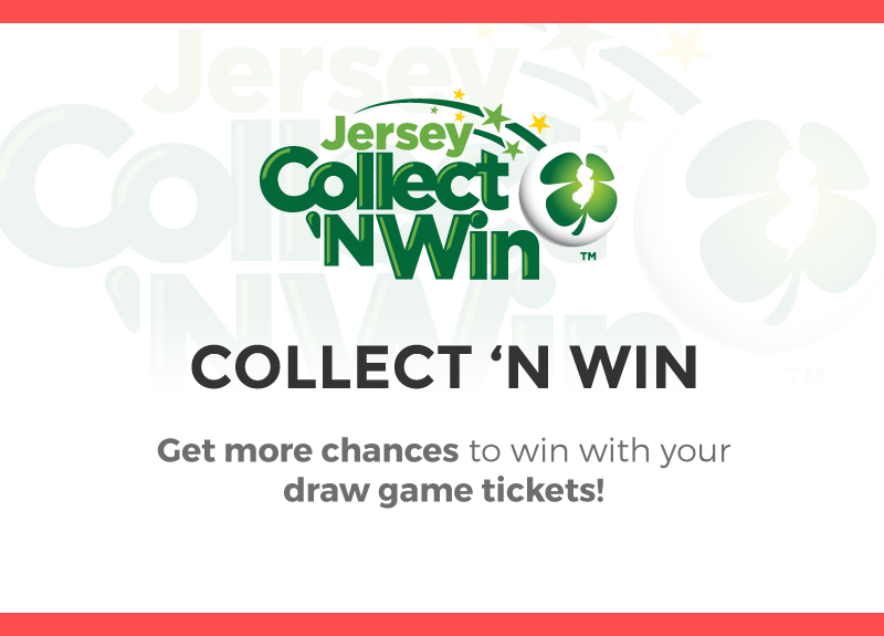 Jersey Collect 'N Win'
